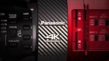 Panasonic DVX200 4K Camera: A New Legend Begins – Vol.1