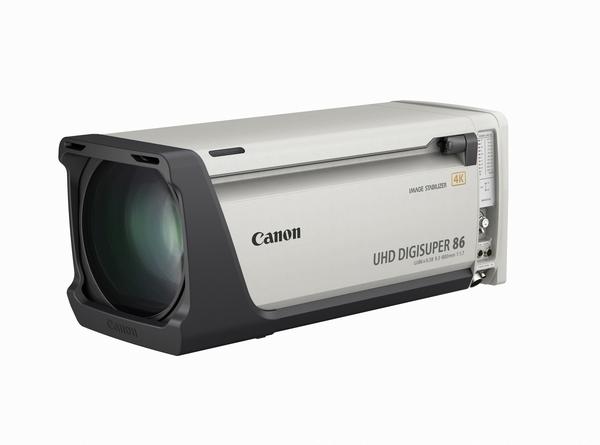 Canon UJ86x9.3B