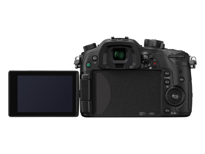 Panasonic GH4R Back