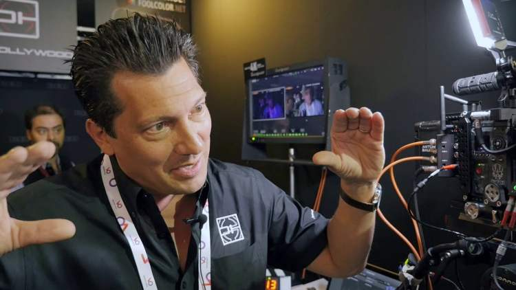 IBC 2015: OFFHOLLYWOOD RED OMOD Modules from Emmanuel Pampuri