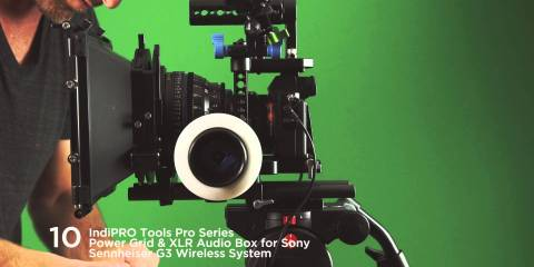 Sony A7RII My CINE Kit Breakdown by Mone8 Media
