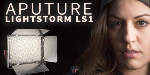 Aputure Light Storm LS1 LED Light Review from Neumann Films