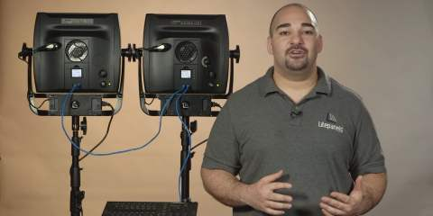 Litepanels Astra DMX Communications Modules