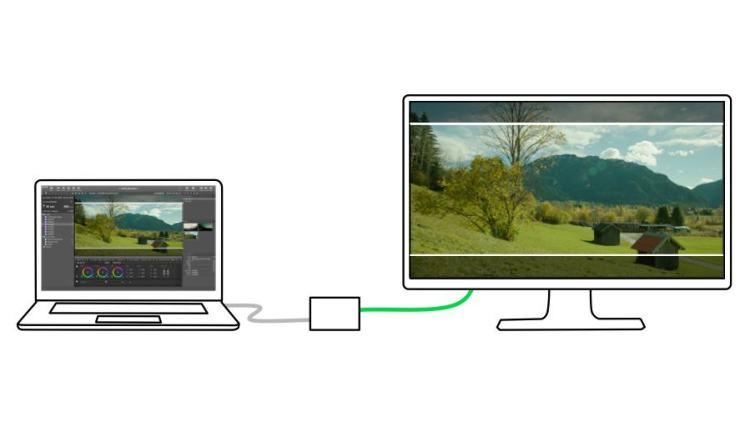 Silverstack XT v5 HD-SDI Output