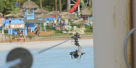 BTS Defy Dactlycam over Big Surf Park