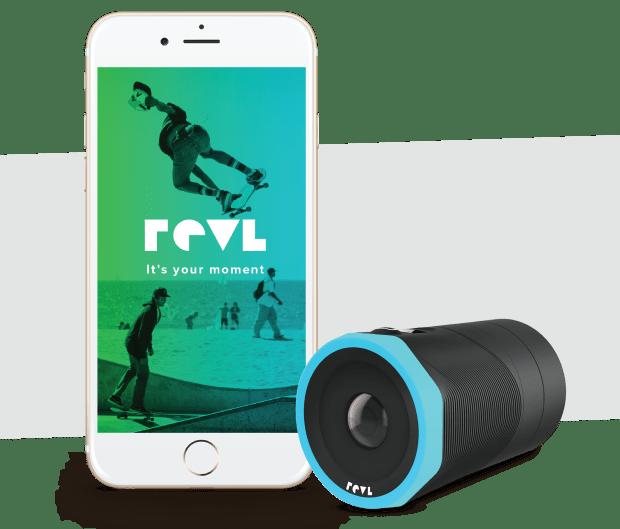 REVL 4K Camera App