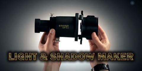 dedolight DP2.1 Imager The Light & Shadow Maker