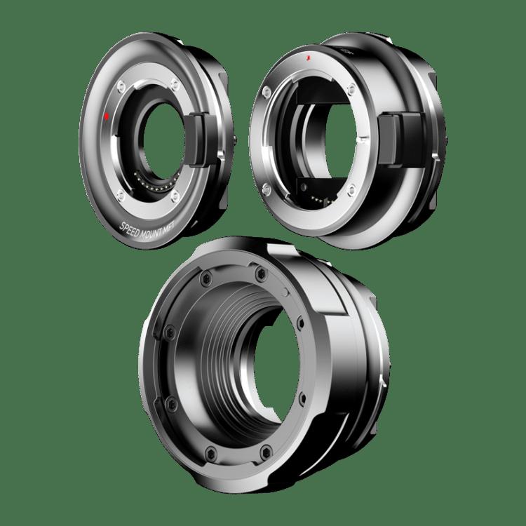 Craft Lens Mounts