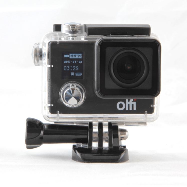 Olfi Action Camera Waterproof Housing