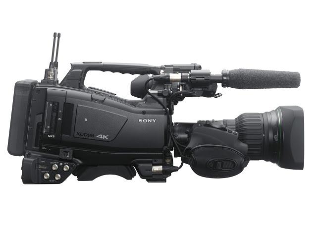 Sony pxwz450_side