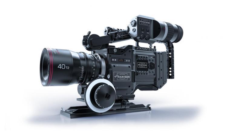 8K DXL Panavision Camera