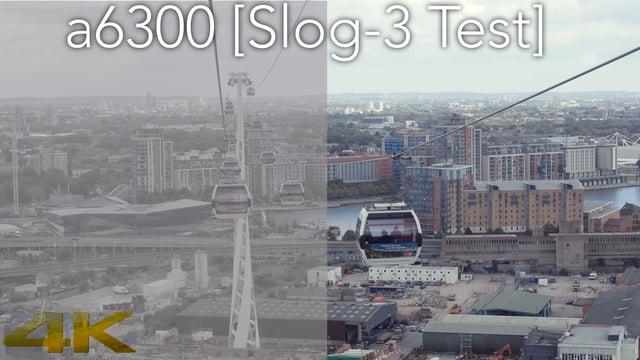 Sony a6300 Slog3 4K Testing | Cinescopophilia