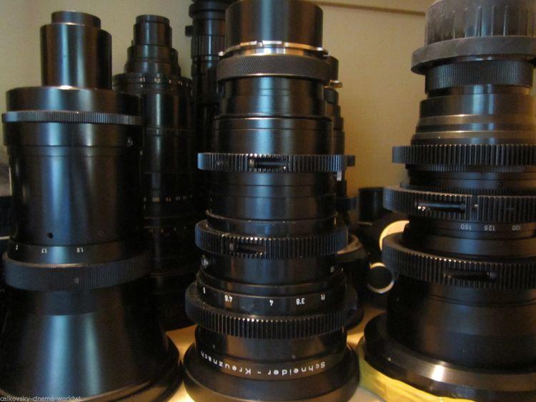 1000's of lenses