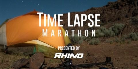 A 24HR Time Lapse Marathon