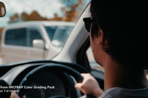 Cinematic Film Emulations via VisionColor Osiris LUTs