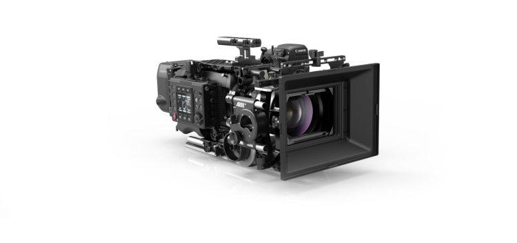 ARRI Accessories on Canon C700 1