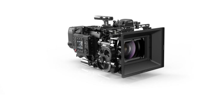 ARRI Accessories on Canon C700 1