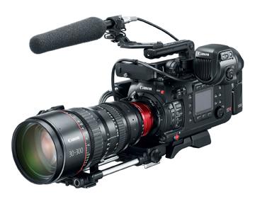 Canon EOS-C700