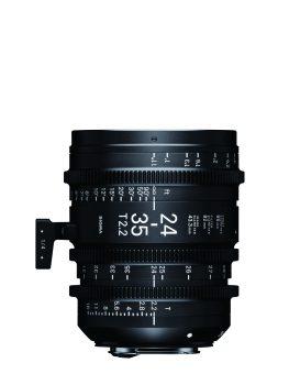 Sigma 24-35mm Cine Lens