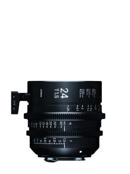 Sigma 24mm Cine Lens