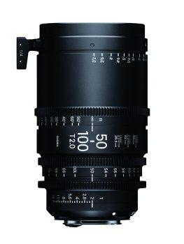 Sigma 50-100mm Cine Lens