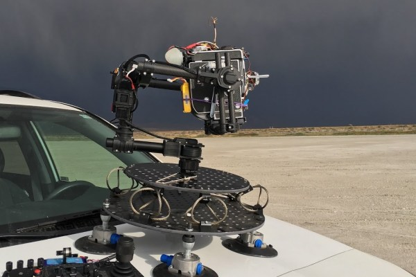 Back To The Future With a 16mm Bolex Film Camera on a Drone & Gimbal