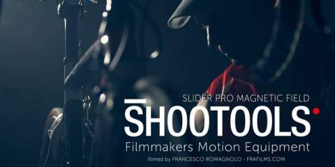 Shootools Slider Pro Magnetic Field Review by Francesco Romagnolo