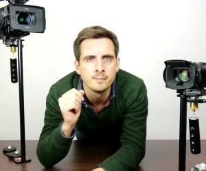 The Hague Camera Supports Camera Stabilizer Steadycam