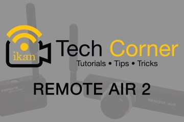 A Look At The PD Movie Remote Air 2 Wireless Lens Control System