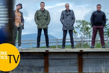 An Interview With DoP Anthony Dod Mantle Who Shot T2: Trainspotting