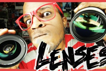 Introduction To Camera Lenses for Filmmaking & Photography by D4Darious