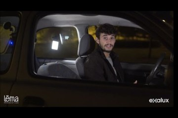 Shooting in Cars With EXALUX BRIKS LED Lights
