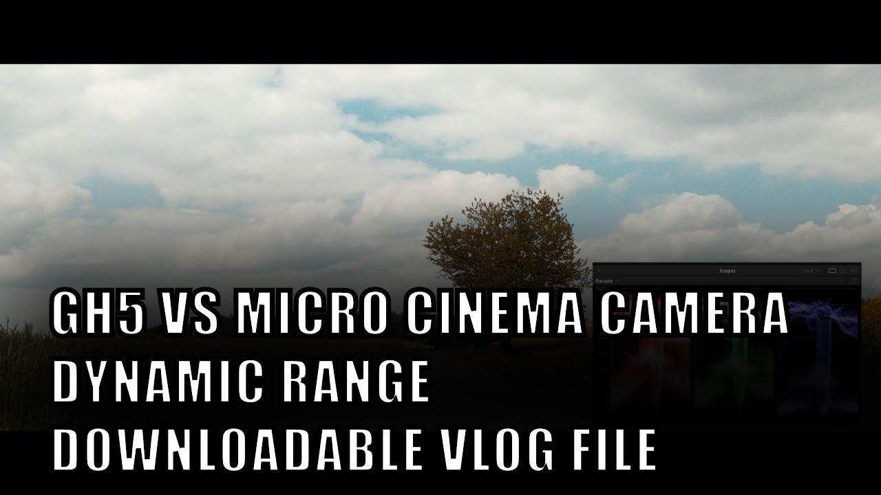Panasonic GH5 Vs Blackmagic Micro Cinema Camera | Cinescopophilia