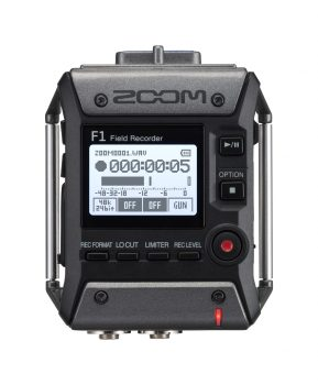 ZOOM F1-SP Field Recorder and Shotgun Microphone