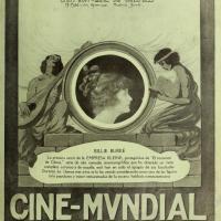 El cinematógrafo en la ciudad de México (1917)