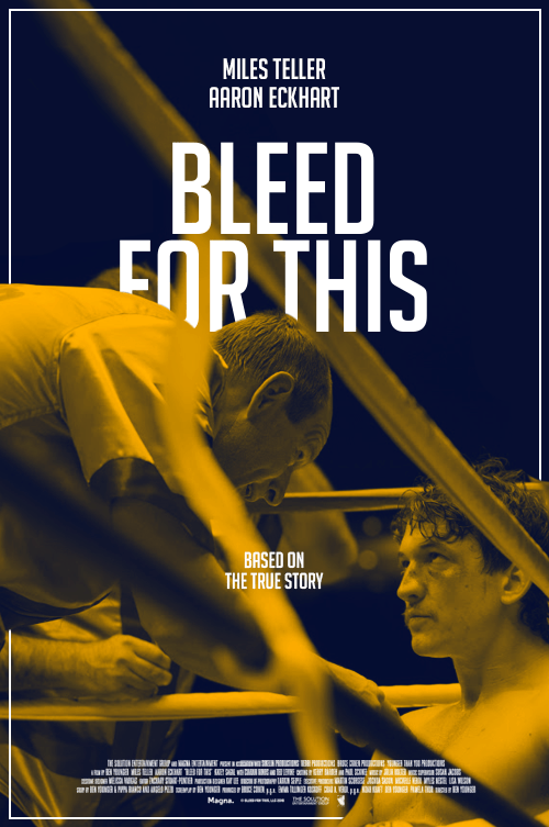 Poster do filme Bleed for This