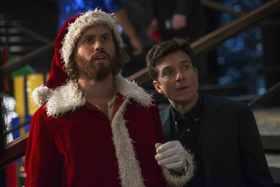 """""""Fiesta de Navidad en la oficina"""", una película fuera de control"""
