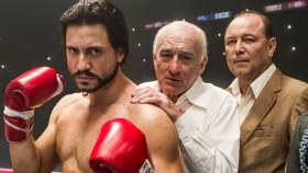 """Hands of stone"", crítica"
