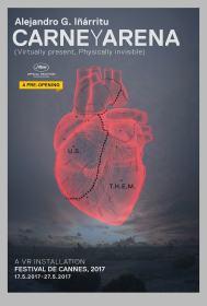 Iñarritu y Lubezki en Cannes 2017 con un corto en Realidad Virtual