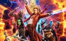 """""""Guardianes de la Galaxia Vol. 2"""", acción, comedia y drama"""