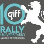 GIFF inicia su convocatoria al décimo Rally Universitario