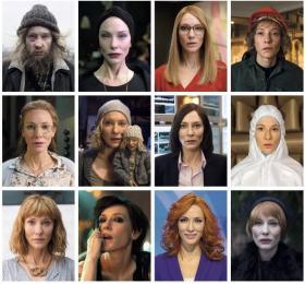 """""""Manifiesto"""", la capacidad actoral de Blanchett en una clase de arte"""