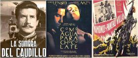 Tres películas basadas en novelas de la Revolución Mexicana