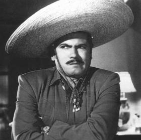 El Piporro, indispensable personaje del cine mexicano
