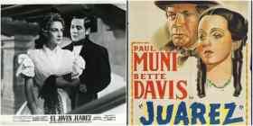 4 películas sobre Benito Juárez