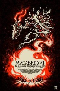 Macabro presenta la imagen de la decimoséptima edición