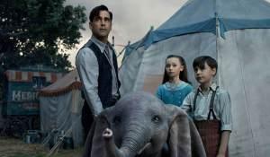 """Dumbo"", entretenida, pero sin conmover"