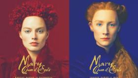 """""""Las dos reinas"""", gran actuación de Saoirse y Margot"""
