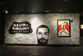 """La exposición """"Alejandro Magallanes: entre mil nubes"""" llega a Cineteca Nacional"""
