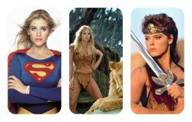 """""""Supergirl"""", """"Red Sonja"""" y """"Sheena"""", las mujeres de acción de los ochenta"""
